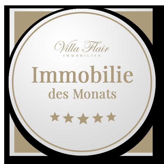 Immobilie des Monats Badge