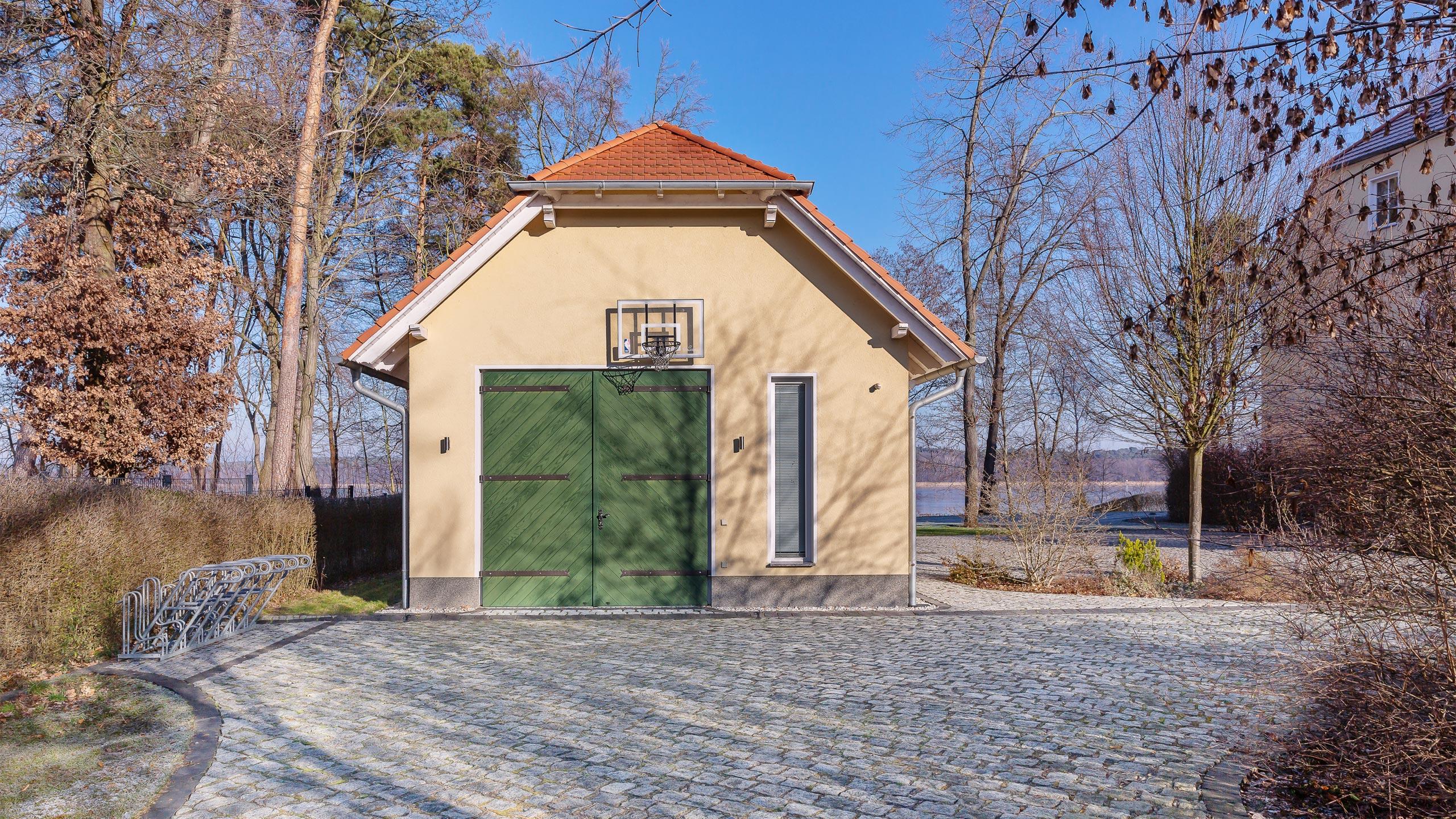 Hubertushöhe Garage