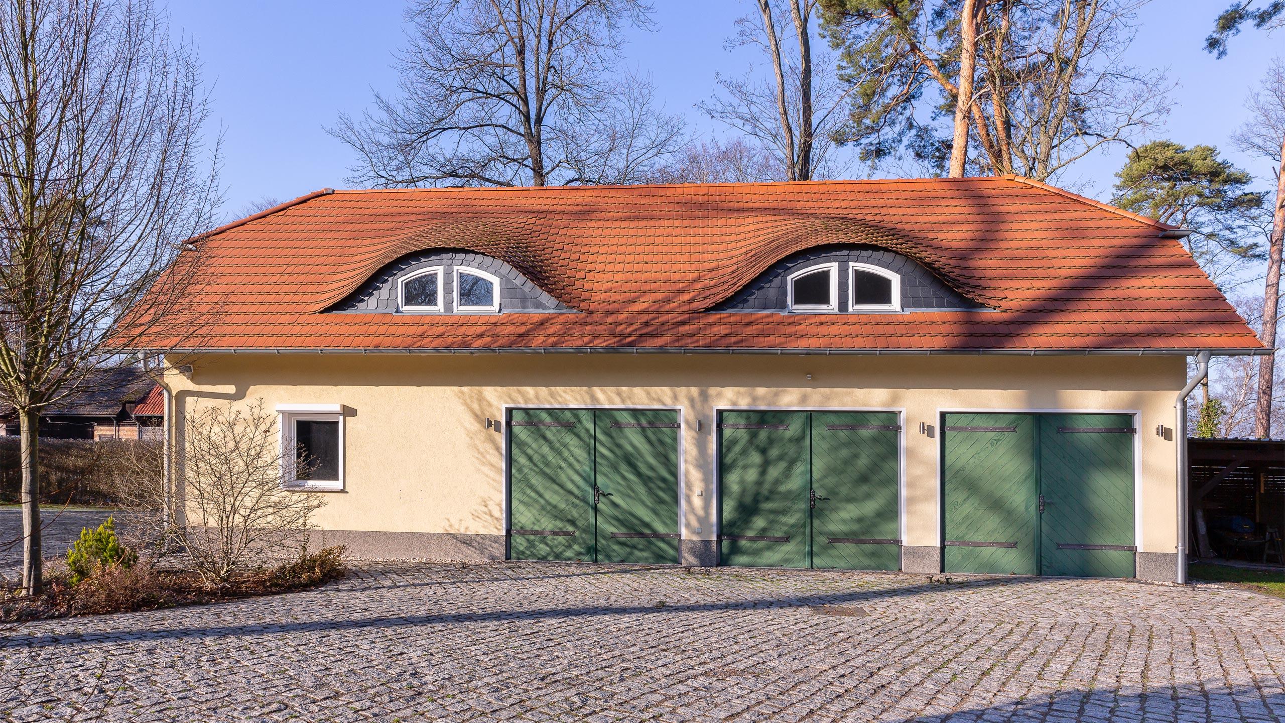 Hubertushöhe Garage 2